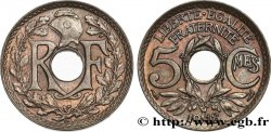 5 centimes Lindauer, grand module 1918 Paris F.121/2