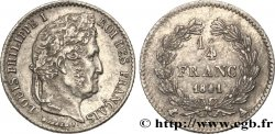 1/4 franc Louis-Philippe 1841 Paris F.166/85