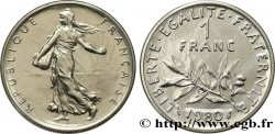 1 franc Semeuse, nickel 1980  F.226/25