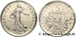 5 francs Semeuse, nickel 1973 Pessac F.341/5