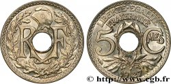5 centimes Lindauer, petit module 1927 F.122/12