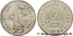 Essai de 2 francs Semeuse, nickel 1978 Pessac F.272/2