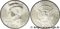 UNITED STATES OF AMERICA 1/2 Dollar Kennedy 2001 Denver