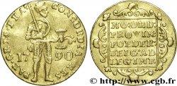 PAYS-BAS - PROVINCES-UNIES 1 Ducat au chevalier pour Utrecht 1790 Utrecht TB+