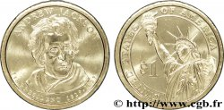 UNITED STATES OF AMERICA 1 Dollar Présidentiel Andrew Jackson tranche A 2008 Philadelphie
