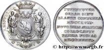 SWITZERLAND - CANTON OF BERN Médaille Canton de Berne - fondation de l'orphelinat en 1757 1786