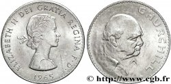 UNITED KINGDOM 1 Crown Winston Churchill 1965