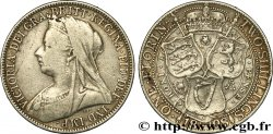 UNITED KINGDOM 1 Florin Victoria 1898