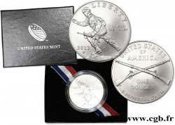 UNITED STATES OF AMERICA 1 Dollar Infantry Soldier 2012 2012 West Point