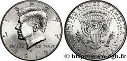 UNITED STATES OF AMERICA 1/2 Dollar Kennedy 2012 Denver MS