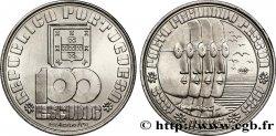 PORTUGAL 100 Escudos 50e anniversaire de la mort de Fernando Pessoa 1985  MS