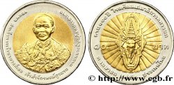 THAILAND 10 Baht 100e anniversaire du Command and General Staff College 2012  MS