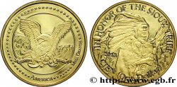 UNITED STATES OF AMERICA - Native Tribes 1 Dollar Proof Mesa Grande : tribu Sioux 2013
