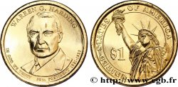UNITED STATES OF AMERICA 1 Dollar Warren G. Harding tranche A 2014 Philadelphie - P MS