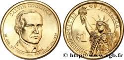 UNITED STATES OF AMERICA 1 Dollar Calvin Coolidge tranche A 2014 Philadelphie - P