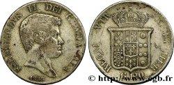 ITALY - KINGDOM OF TWO SICILIES 120 Grana Ferdinand II 1833 Naples