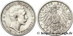 ALLEMAGNE - PRUSSE 2 Mark Guillaume II 1905 Berlin TTB+
