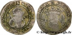NETHERLANDS - UNITED PROVINCES 14 Stuivers Frise 1686  VF