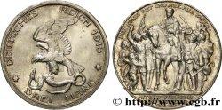 GERMANY - PRUSSIA 3 Mark 100e anniversaire défaite de Napoléon 1913 Berlin AU