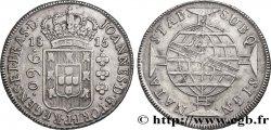 BRAZIL 960 Reis Jean VI 1815 indeterminé AU