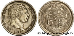 UNITED KINGDOM 1 Shilling Georges III 1817
