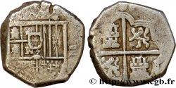 AMÉRIQUE ESPAGNOLE - ROYAUME DESPAGNE - PHILIPPE III 2 Reales n.d. Indeterminé VF