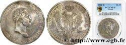 POLOGNE - ROYAUME DE POLOGNE - ALEXANDRE Ier 10 Zloty 1822 Varsovie PCGS XF45
