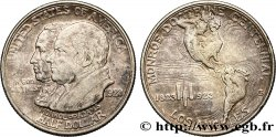 UNITED STATES OF AMERICA 1/2 Dollar centenaire de la doctrine Monroe 1923 San Francisco