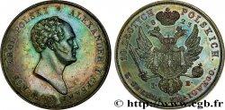 POLOGNE - ROYAUME DE POLOGNE - ALEXANDRE Ier 10 Zloty 1823 Varsovie SUP