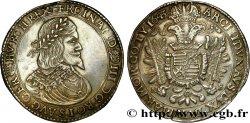 HONGRIE - ROYAUME DE HONGRIE - FERDINAND III Thaler 1643 Kremnitz TTB+