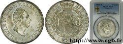 GERMANY - HANNOVER 1 Thaler Guillaume IV 1834 Hanovre EF PCGS AU58