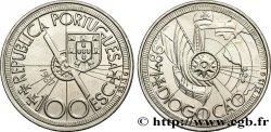 PORTUGAL 100 Escudos Diogo Cao et l'exploration des côtes africaines en 1486 1987  SUP