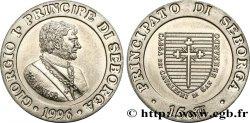 ITALIE - PRINCIPAUTÉ DE SEBORGA - GIORGIO Ier 15 Centesimi 1996  MS