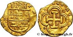 ESPAGNE - ROYAUME DESPAGNE - PHILIPPE IV 8 Escudos 1644 Séville TTB