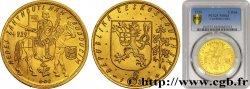 TCHÉCOSLOVAQUIE - RÉPUBLIQUE 5 Dukatu 1930 Prague SPL64 PCGS