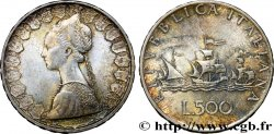 """ITALY 500 Lire """"caravelles"""" 1958 Romes MS"""