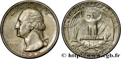 STATI UNITI D AMERICA 1/4 Dollar Georges Washington 1932 Philadelphie