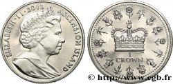 ASCENSION ISLAND 1 Crown Élisabeth II 2013 Pobjoy Mint