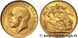 INVESTMENT GOLD 1 Souverain Georges V 1925 Londres