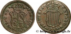 SPAIN - CATALONIA 1 Ardit Ferdinand VI 1756 Barcelone