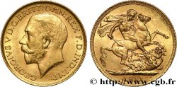 INVESTMENT GOLD 1 Souverain Georges V 1911 Londres