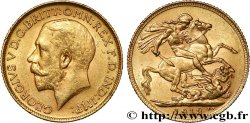 INVESTMENT GOLD 1 Souverain Georges V 1913 Londres