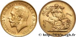 INVESTMENT GOLD 1 Souverain Georges V 1917 Sydney