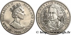 FALKLANDINSELN 1 Crown Proof Horatio Nelson 2006