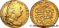 GREAT BRITAIN - GEORGES III Guinée, 4e buste 1779 Londres