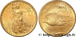 "UNITED STATES OF AMERICA 20 Dollars  Saint-Gaudens"" 1924 Philadelphie"