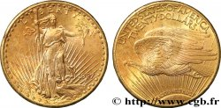 "UNITED STATES OF AMERICA 20 Dollars  Saint-Gaudens"" 1927 Philadelphie"