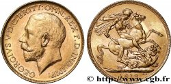 INVESTMENT GOLD 1 Souverain Georges V 1912 Perth