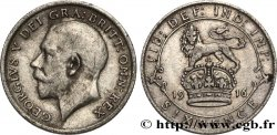 UNITED KINGDOM 6 Pence Georges V 1916