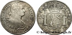 MEXIQUE 8 Reales Charles IV 1802 Mexico